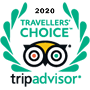 2020 TRAVELLERS CHOICE tripadvisor